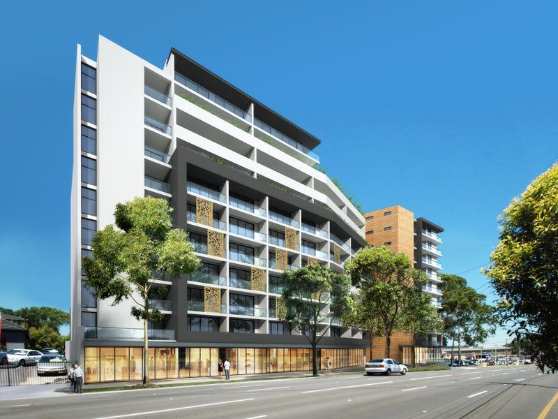 208-214 Parramatta Road, Homebush
