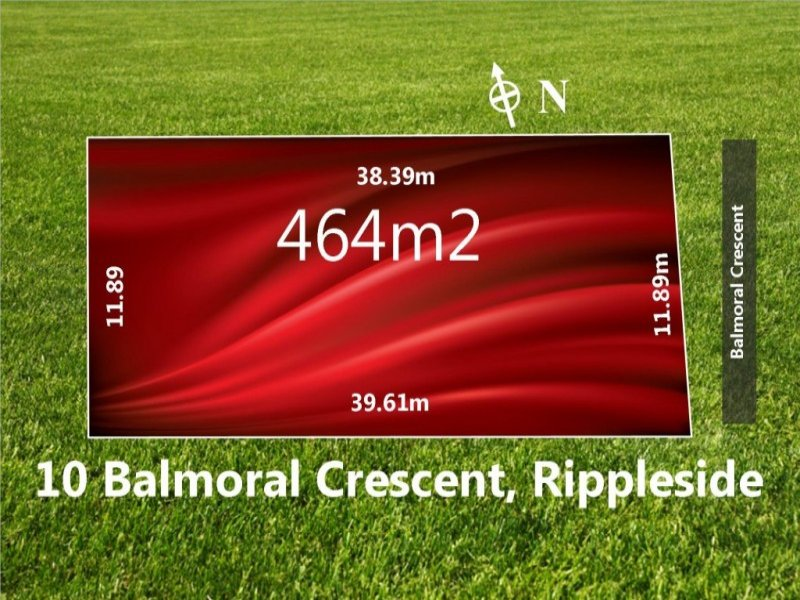 10 Balmoral Crescent, Rippleside, Vic 3215
