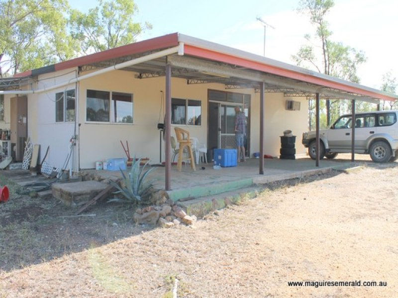 1 Bedford Hill Road, Rubyvale, Qld 4702