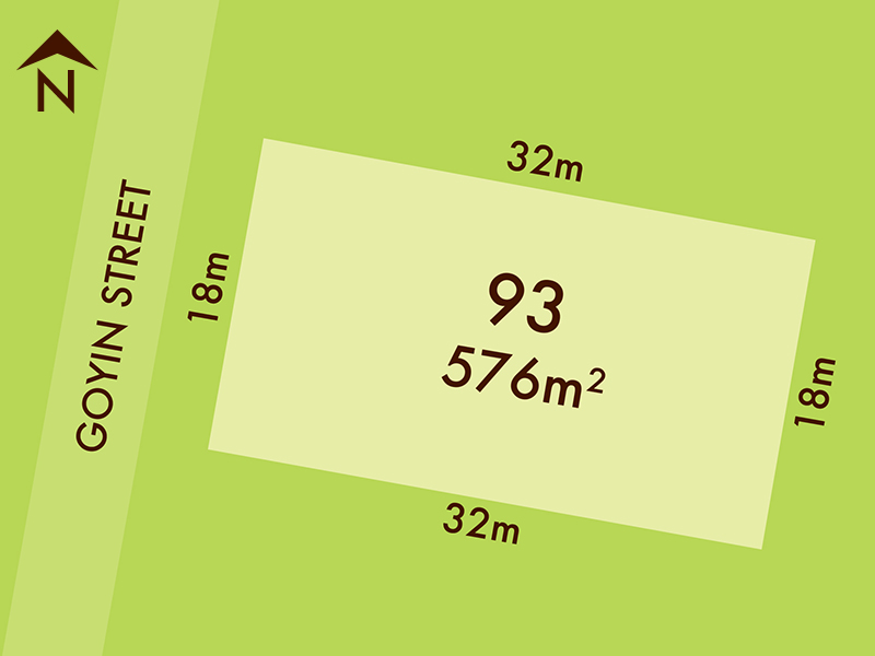 Lot 93, 5 Goyin Street, Bonshaw, Vic 3352