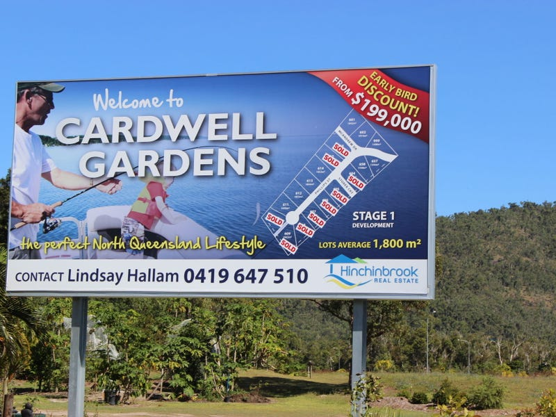 null, Cardwell