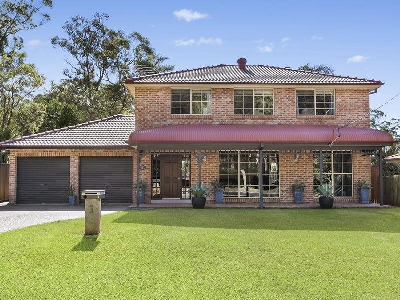1 Boronia Grove, Heathcote, NSW 2233