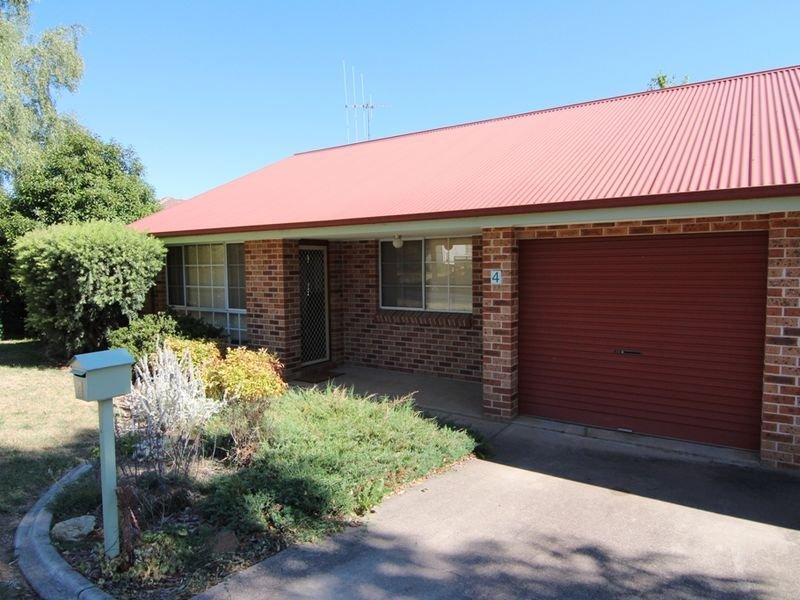 4/68 Margaret Street, Orange, NSW 2800