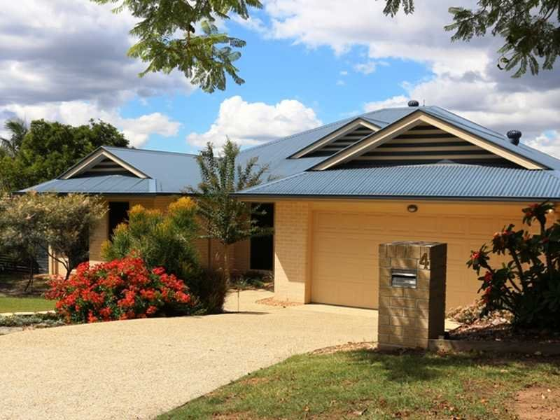 4 PINE COUNTY PLACE, Bellbowrie, Qld 4070