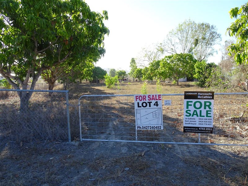 Lot 4/16 Tindall Court, Alligator Creek, Qld 4816