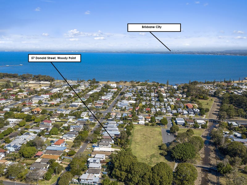 57 Donald St, Woody Point, Qld 4019