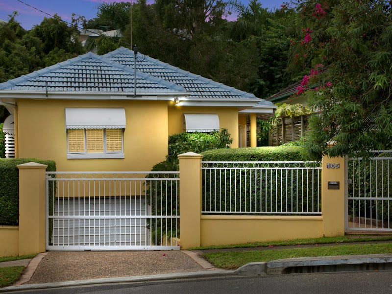 105 Lower Cairns Terrace, Paddington