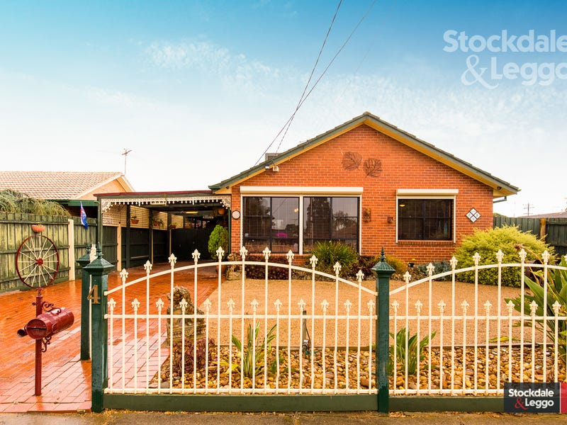 4 Butcher Crescent, Laverton, Vic 3028