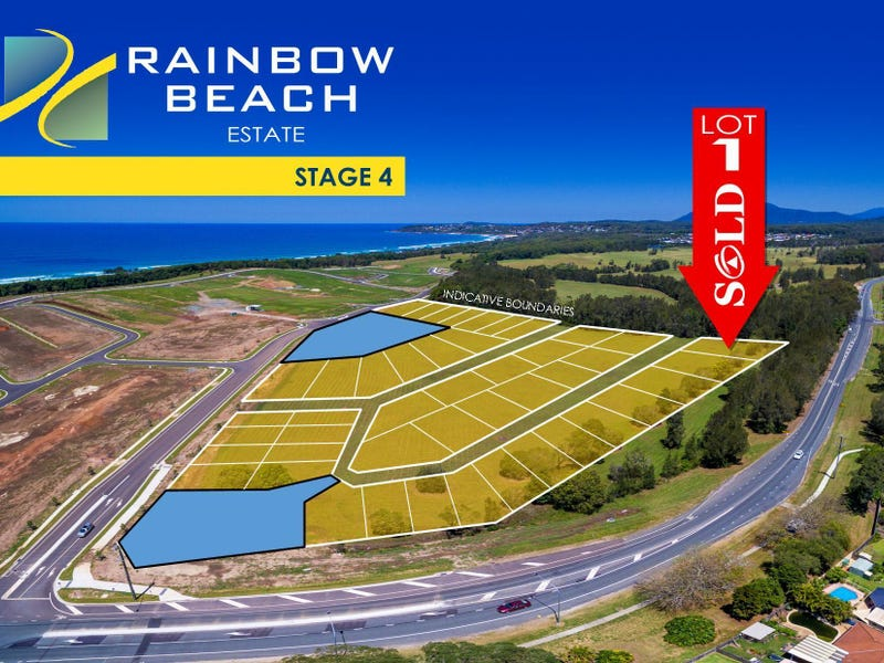Lot 1 Rainbow Beach Estate, Lake Cathie, NSW 2445