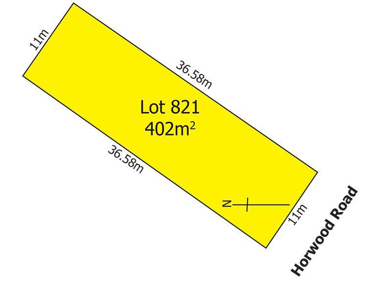 Lot/821 Horwood Road, Salisbury North, SA 5108