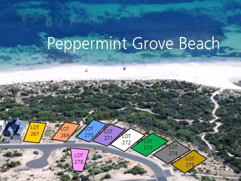 Lot 278 Peppermint Grove Tce, Peppermint Grove Beach, WA 6271
