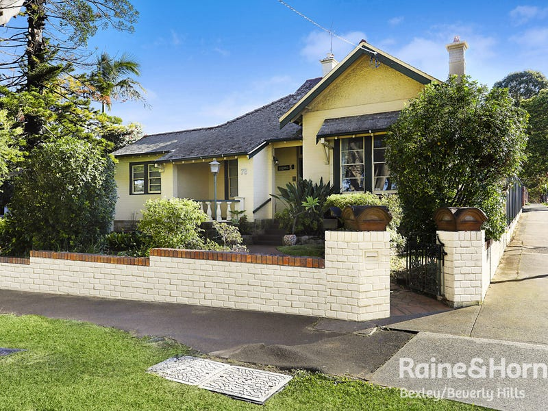 78 Dunmore Street South, Bexley, NSW 2207