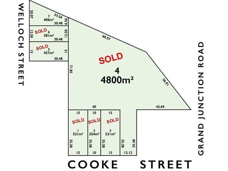 Lot 7 Welloch Street, Modbury, SA 5092
