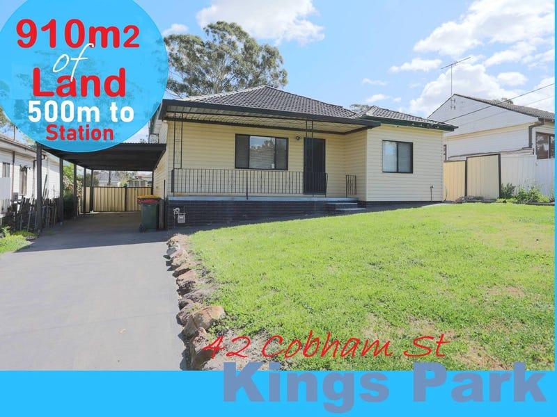 42 Cobham Street, Kings Park, NSW 2148