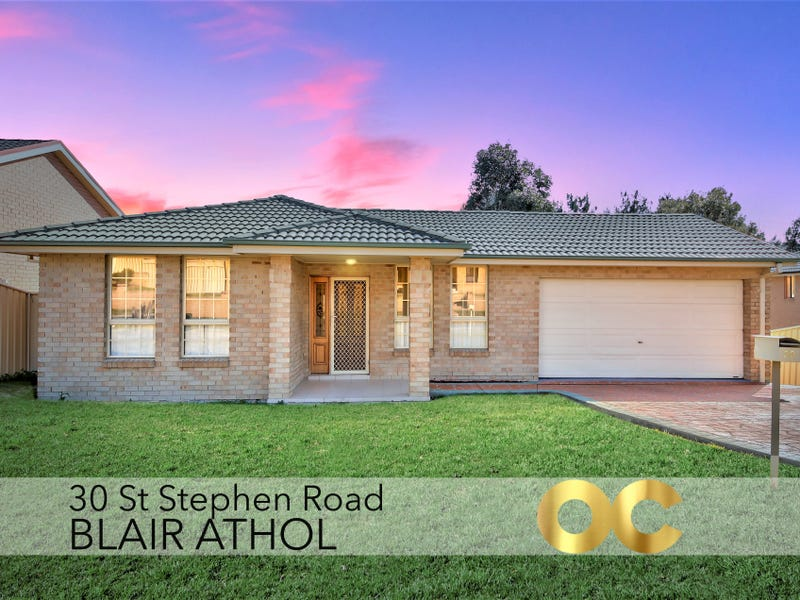 30 St Stephen Road, Blair Athol, NSW 2560