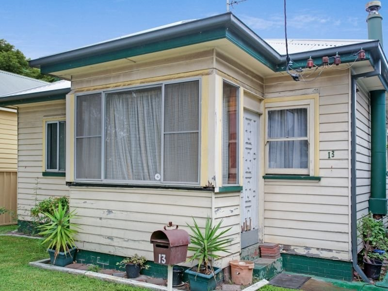 13 Bibby Street, Hamilton, NSW 2303