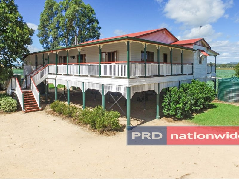 1219 Gatton Helidon Road, Grantham, Qld 4347