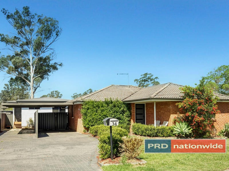 34 & 34A Rugby St, Cambridge Park, NSW 2747