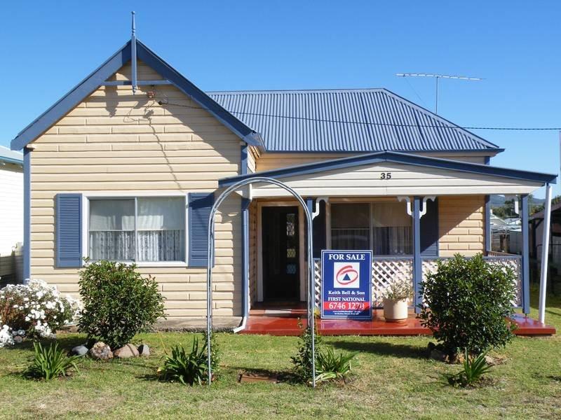 35 Henry Street, Werris Creek, NSW 2341
