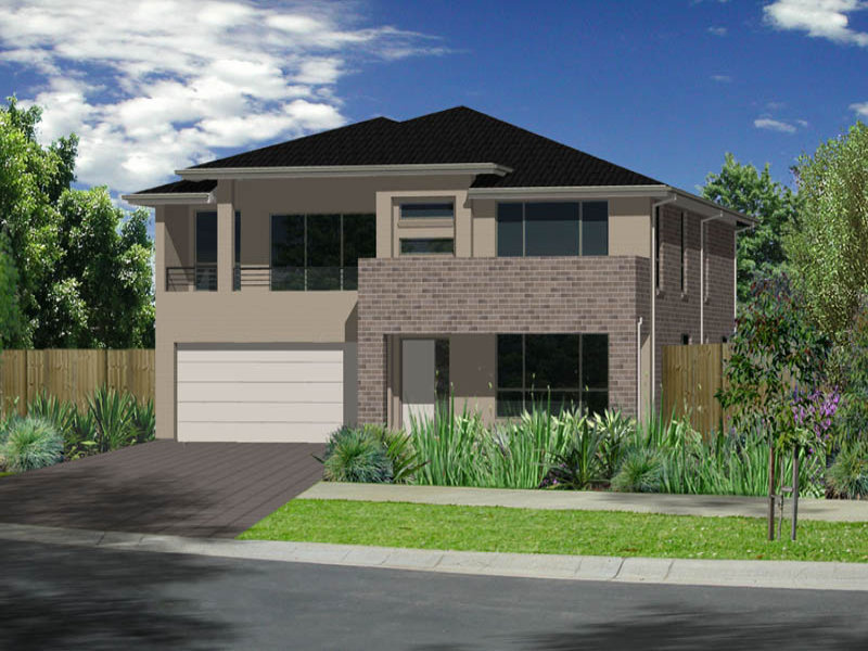 Lot 203 Adelong Parade, The Ponds, NSW 2769