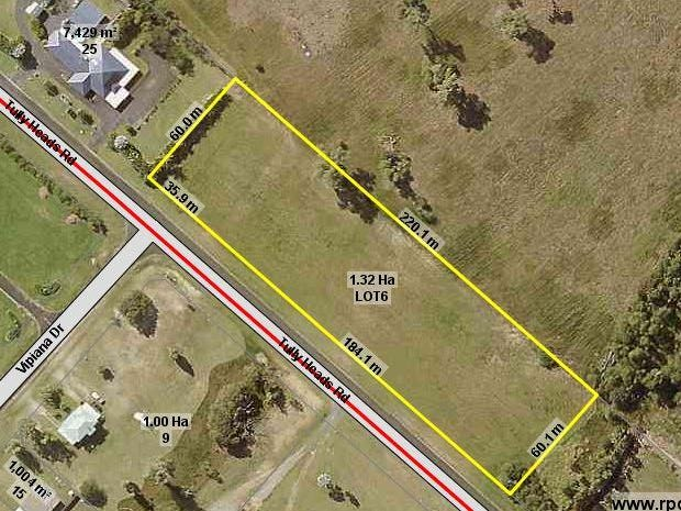 Lot 6 Tully Heads Road, Hull Heads, Qld 4854