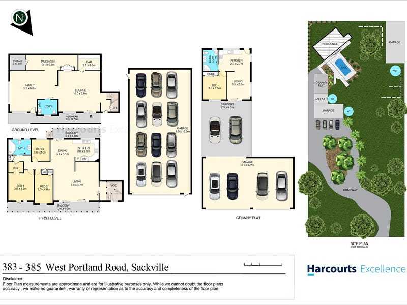 383 - 385 West Portland Road, Sackville, NSW 2756