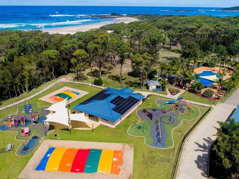 Holiday Cabins/381 Murramarang Road, Bawley Point, NSW 2539