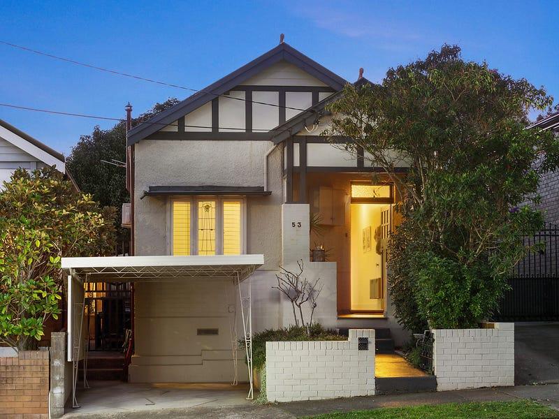 53 Abergeldie Street, Dulwich Hill, NSW 2203