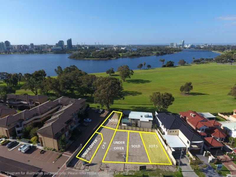 Lot 3, 57 Swanview Terrace, South Perth, WA 6151