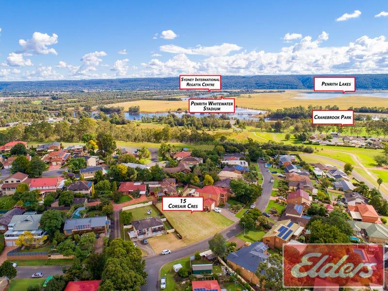 15 Corsair Crescent, Cranebrook, NSW 2749