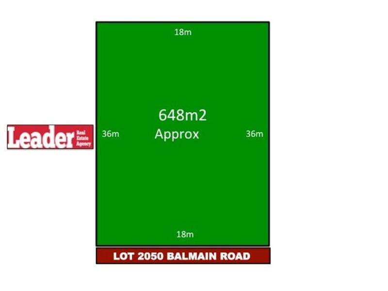 Lot 2050, Balmain Road, Mickleham, Vic 3064