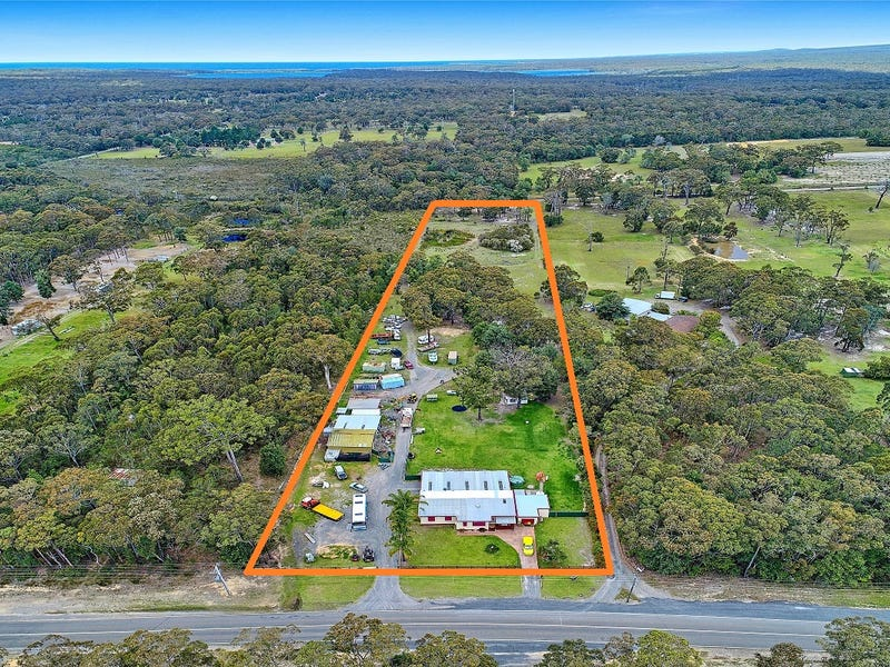 734 Sussex Inlet Road, Sussex Inlet, NSW 2540