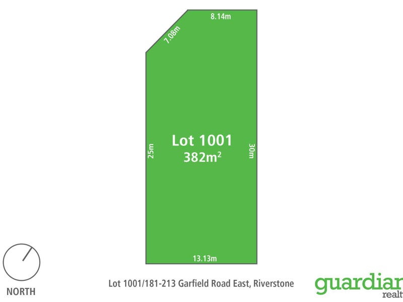 Lot 1001/181-213 Garfield Road East, Riverstone