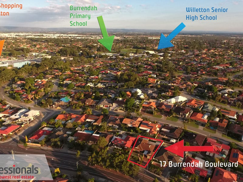 17 Burrendah Boulevard, Willetton, WA 6155