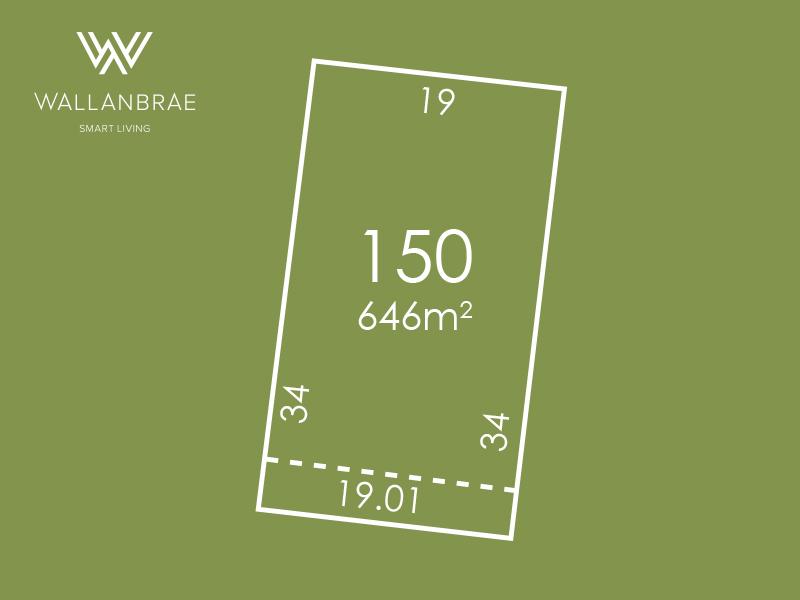 Lot 150, Wallanbrea Estate, Wallan, Vic 3756