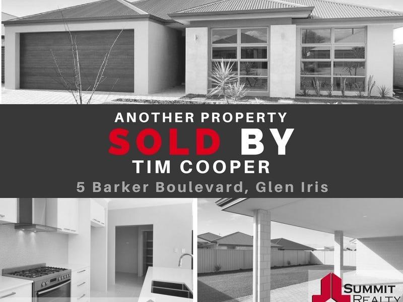 5 Barker Boulevard, Glen Iris, WA 6230