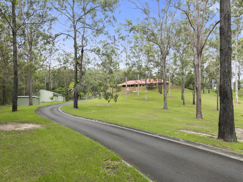 14 Thendara Drive, Mount Nathan, Qld 4211