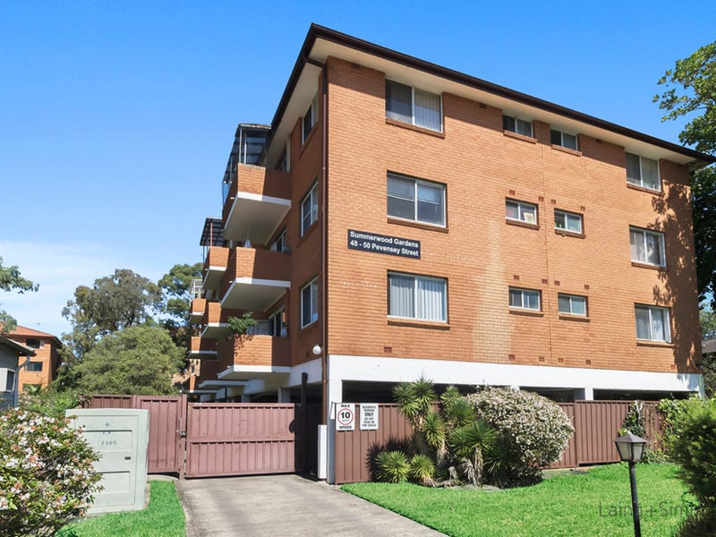 5/48-50  Pevensey Street, Canley Vale, NSW 2166