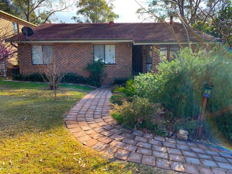 22 Hilmer Avenue, Mossy Point, NSW 2537