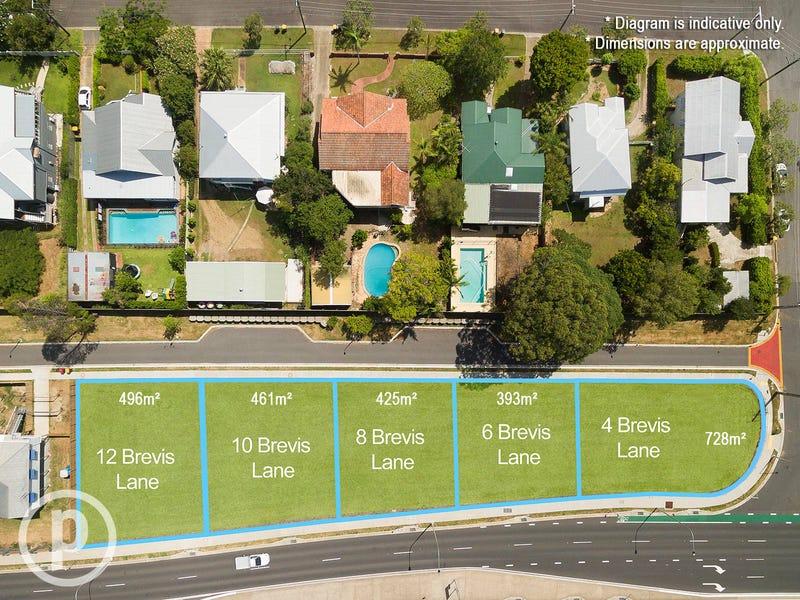12 Brevis Lane, Enoggera, Qld 4051