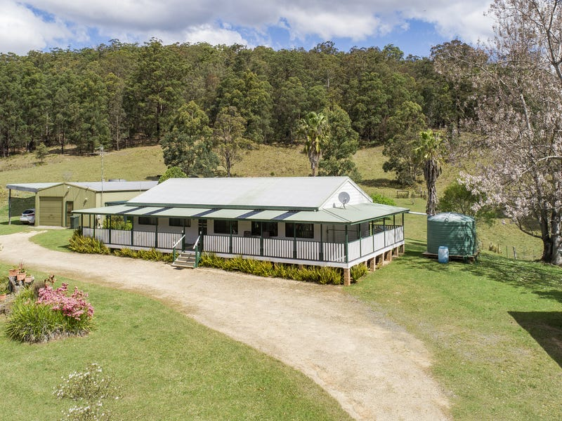 1059 Bellangry Road, Mortons Creek, NSW 2446