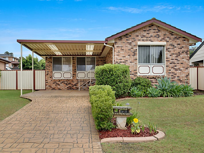8 Columbia Street, Kearns, NSW 2558