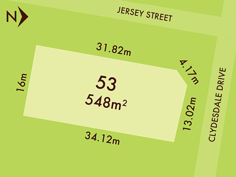 Lot 53, 1 Jersey Street, Bonshaw, Vic 3352