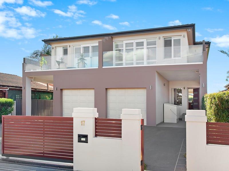 17 Fontainbleau Street, Sans Souci, NSW 2219