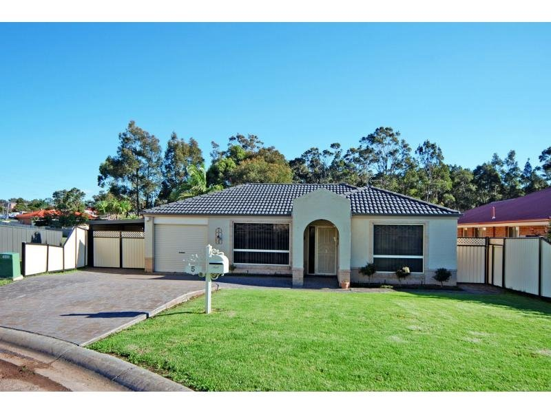 5 Kembla Close, Nowra, NSW 2541