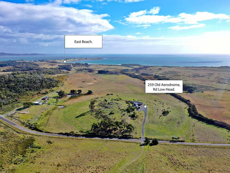 259 Old Aerodrome Road, Low Head, Tas 7253