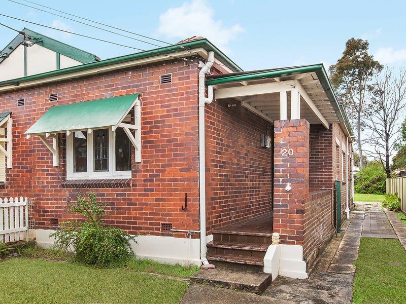 20 Hampton Street, Croydon Park, NSW 2133