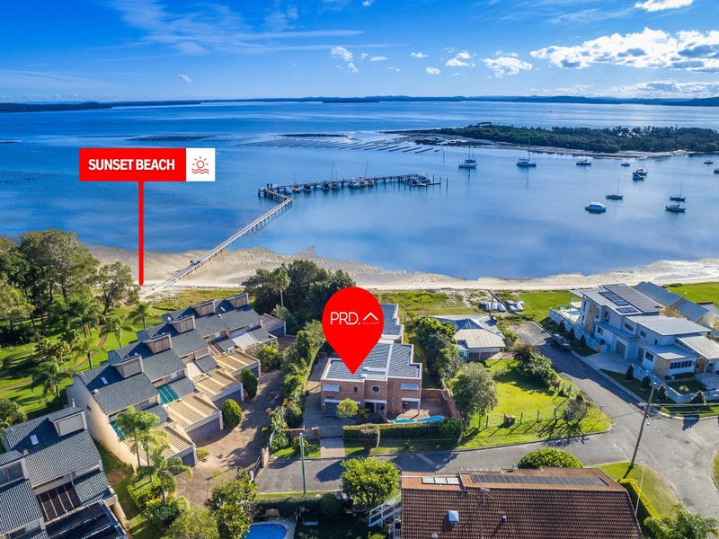 3/40 Sunset Boulevard, Soldiers Point, NSW 2317