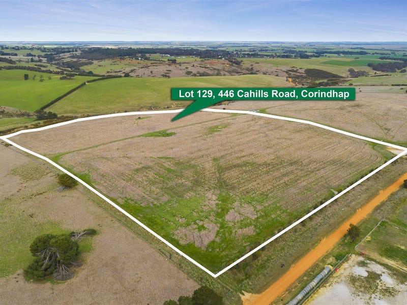Lot 129, 446 Cahills Road, Corindhap, Vic 3352