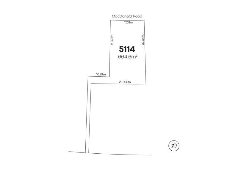 Lot 5114, 60 Macdonald Road, Bardia, NSW 2565